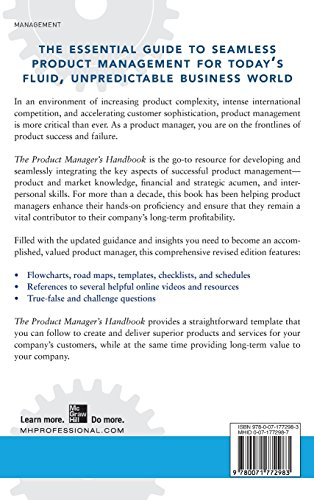 The Product Manager's Handbook 4/E - Import It All