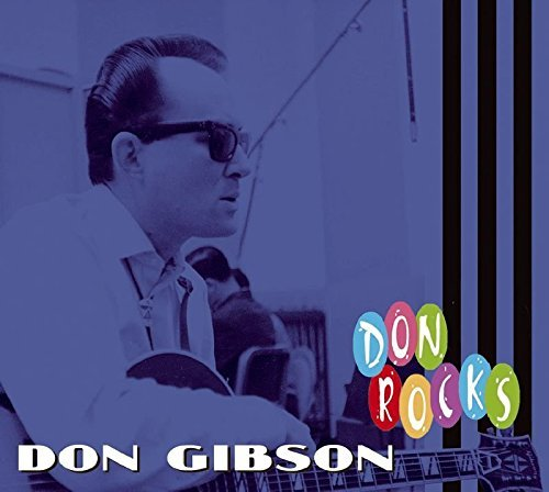 Gibson Rock - Don Rocks by Don Gibson (2008-11-14)