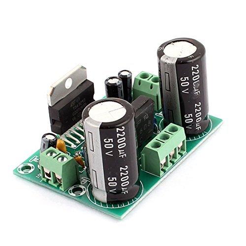 DealMux TDA7293 100W Single Channel Stereo Amplifier Board larga Power Supply by DealMux