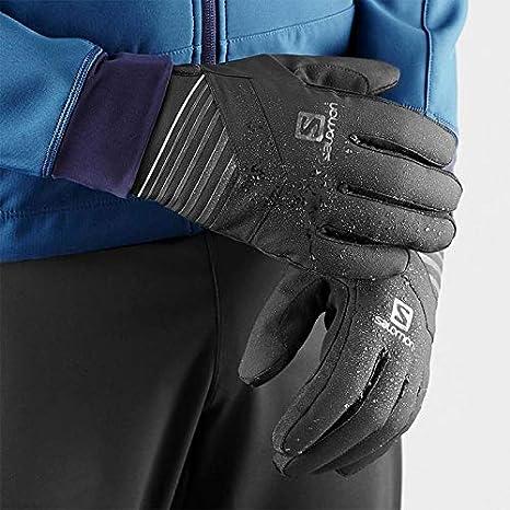 SALOMON Gloves Rs Warm Glove U Guantes Unisex adulto