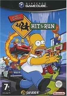 Amazon com: Simpsons Hit and Run - Gamecube: Artist Not Provided