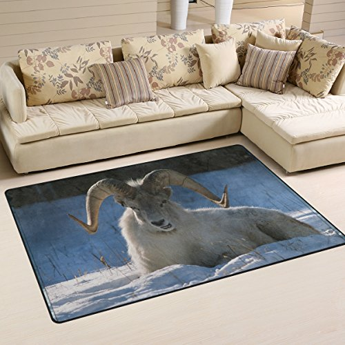 Doormat Carpet Sweet Home Stores Contemporary Living Bedroom Soft Shaggy Area Rug 31 x 20 inch ()
