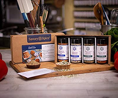 Reel It In: Spice Gift Set for Fish & Seafood