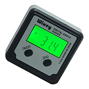 Angle Wixey Digital Wr300 Gauge Type Backlight New Gauges Level Magnetic Table