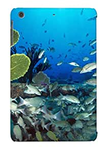 MiLSNEN3877eFIOP Groovyliterat Amazing Underwater Feeling Ipad Mini/mini 2 On Your Style Birthday Gift Cover Case