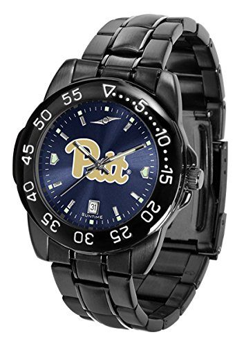 Pittsburgh Panthers Fantom Sport AnoChrome Men's Watch (Watch Panthers Sports)