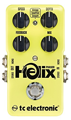 TC Electronic Helix Phaser Pedal (Best Phaser Pedal Ever)