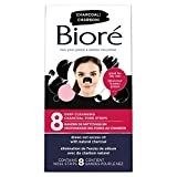 Bioré Deep Cleansing Charcoal Pore Strip 8 ct