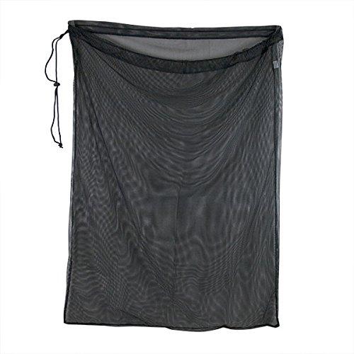 Kiefer X-Large Mesh Equipment Bag, 36-45-Inch, Black by Kiefer (Image #1)