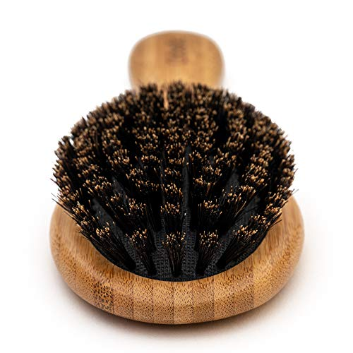 Boar Bristle Hair Brush Set product image