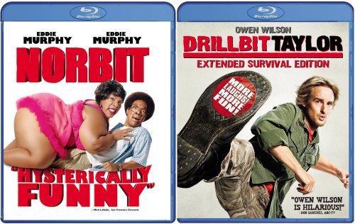 Drillbit Taylor & Norbit [Blu-ray]