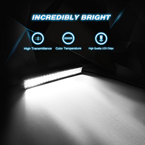 Nilight-LED-Light-Bar-2PCS-22Inch-120W-Flood-Spot-Combo-Work-Light-Driving-Lights-Fog-Lamp-Offroad-Lighting-for-SUV-Ute-ATV-Truck-4×4-Boat2-Years-Warranty