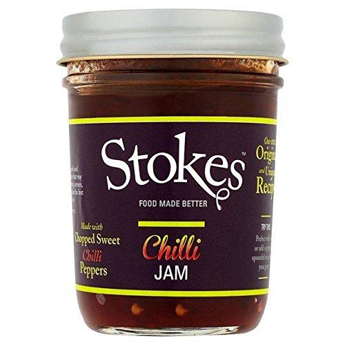 Stokes Sweet Chilli Jam - 250g ()