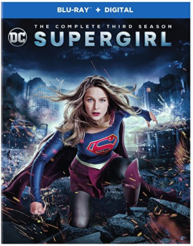 - Supergirl: The Complete Third Season (BD) [Blu-ray]