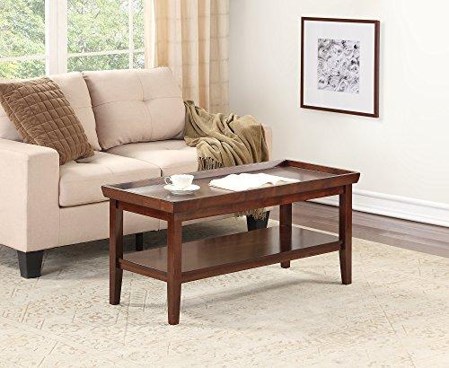 Convenience Concepts 501082ES Coffee Table, Espresso