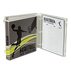 amazon card binder