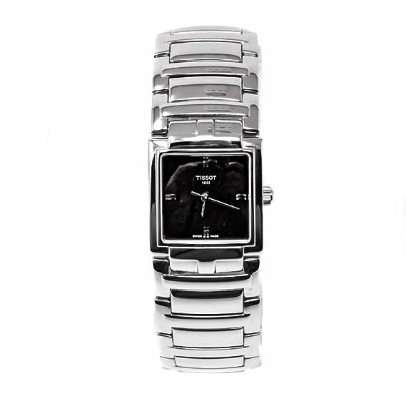 Tissot t-evocation cuarzo mujer reloj t513101105100 (Certificado) de segunda mano: Tissot: Amazon.es: Relojes