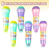 ArtCreativity Echo Microphones for Kids, Set of