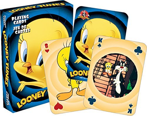 looney-tunes-tweety-playing-cards