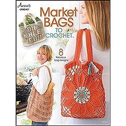 Herrschners Market Bags to Crochet Book