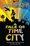 A Tale of Time City by Diana Wynne Jones front cover
