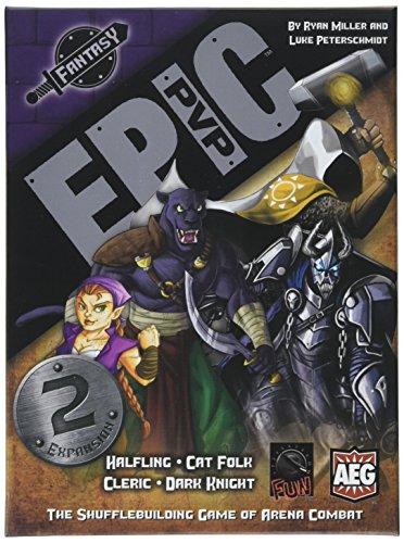 Alderac Entertainment Group (AEG) Epic PVP Expansion 2 Card Game