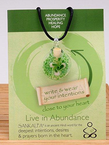 Sankalpa%C2%AE Live Abundance Aromatherapy Intention product image