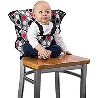 Portable Infant Safety Seat (Polka Dot)