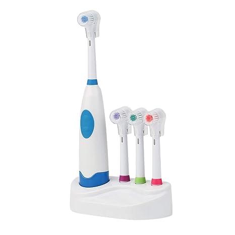 Manija del cepillo, cepillo de dientes eléctrico giratorio ultrasónico de Sonic del cepillo de dientes