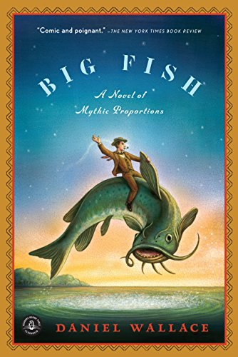 Big Fish: A Novel of Mythic Proportions cover