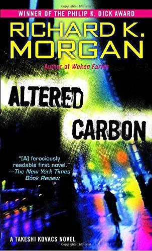 Altered Carbon: A Takeshi Kovacs Novel (Takeshi Kovacs Novels): Morgan,  Richard K.: 9780345457691: Amazon.com: Books