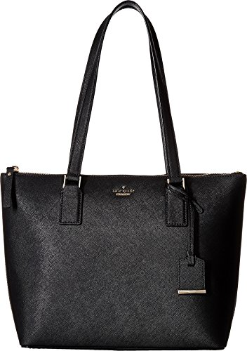 Kate Spade New York Women's Cameron Street Small Lucie Tote, Black, One Size by Kate Spade New York