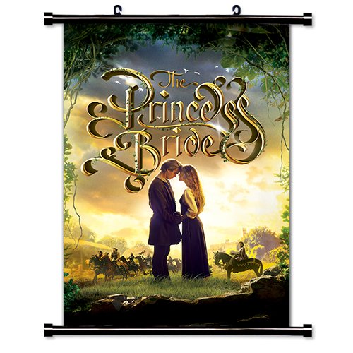 The Princess Bride Movie Wall Scroll Poster (16x24) Inches