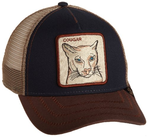 Goorin Bros. Men's Cougar Baseball, Navy, One Size