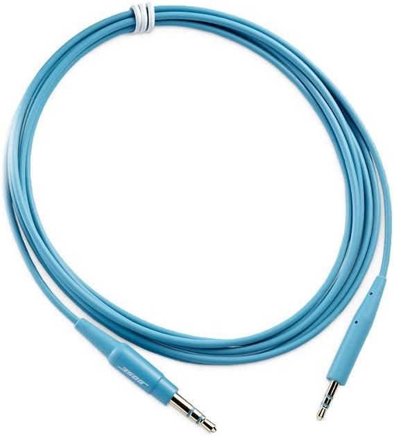 Bose SoundLink - Cable para auriculares SoundLink (1.68 metros), azul