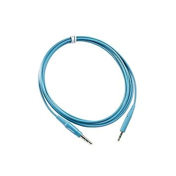 Bose SoundLink - Cable para auriculares SoundLink (1.68 metros), azul: Amazon.es: Electrónica