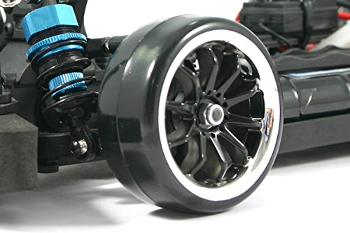 by FTX FTX Banzai 1//10th Scale 4WD RTR Brushed Electric Street Drift Car
