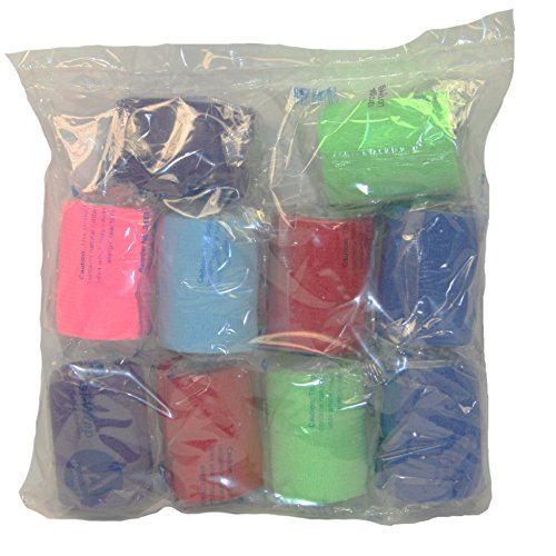 Stretch Wrap Type (First Voice TS-3183 Sterile Self-Adherent Stretch Sensi-Wrap Bandage, 5 yds Length x 3