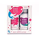 Luna Star Naturals Klee Kids Regal Body Wash and Dazzling Body Lotion Duo Set