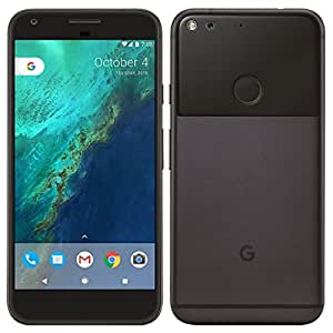 "PIXEL Phone by Google 128GB - 5"" inch - Factory Unlocked 4G/LTE Smartphone (Black) - International Version"