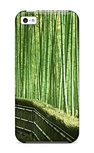 fenglinlinBest 2707343K91775377 Hot New Bamboo Case Cover For ipod touch 4 With Perfect Design