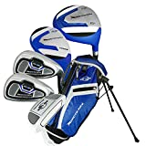 Ray Cook 2017 Manta Ray Junior Kids Golf Set with Bag (8 Piece) Right Hand 9-12 Age Set