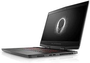 """Dell Alienware m15 Intel Core i7-8750H X6 2.2GHz 8GB 1TB 15.6"""" Win10, Silver (Renewed)"""