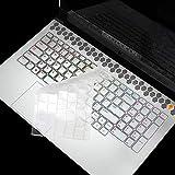 Lapogy 17.3 Inch Gaming Laptop Keyboard Cover Skin for Dell Alienware M17 R2 2019/M17 R3 2020,Alienware M17 R2 Gaming…