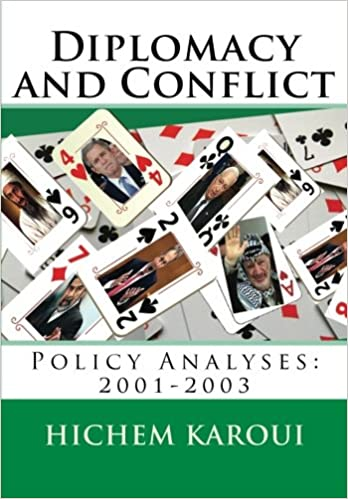 Book Diplomacy and Conflict: Policy Analyses: 2001-2003