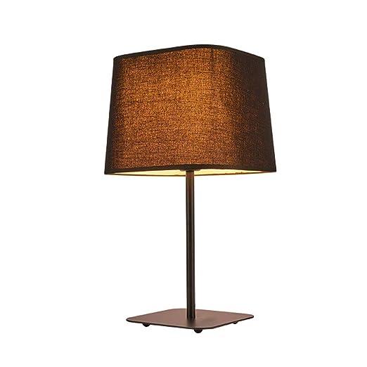 hecha a De de Lámparas Modernas Sencilla mesa Mesa lámpara OXPiulwkZT