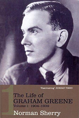 The Life Of Graham Greene Volume 1: 1904-1939: 1904-1939 v. 1