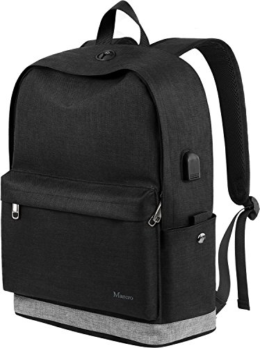 Backpack Resistant Mancro Lightweight Anti Theft