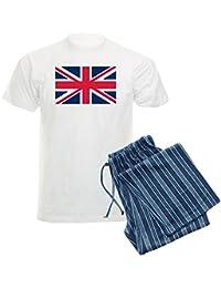British Flag - Unisex Novelty Cotton Pajama Set a364d46e2