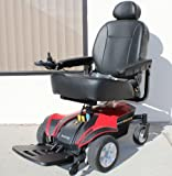 Jazzy Select Elite Power Chair Powerchair - Demo Open Box